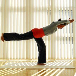 Yoga Übungen 2